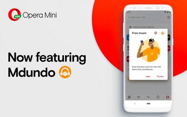 Opera Mini and Mdundo Step Up the Beat in Africa