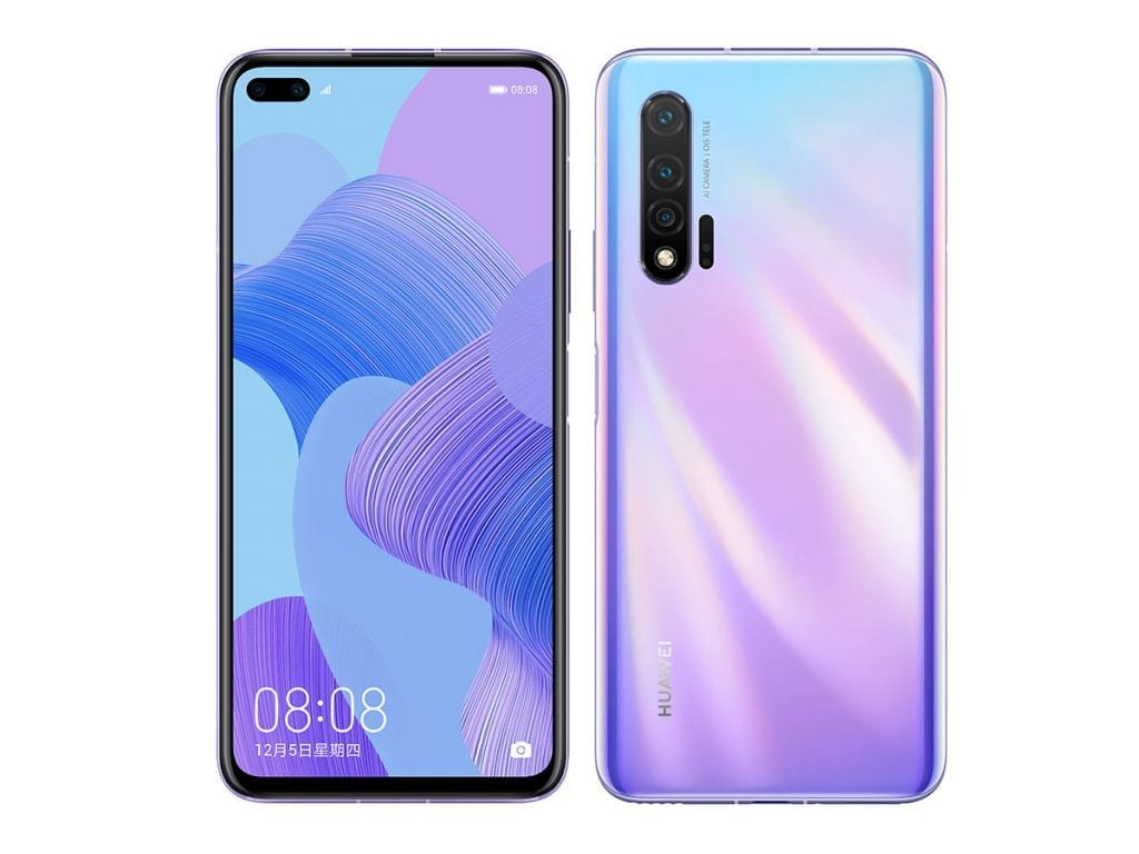 Huawei Novea 6 5G