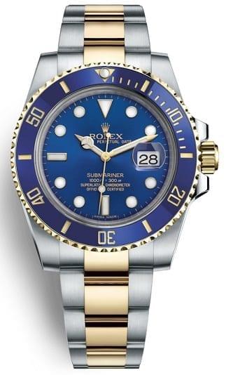 Rolex Submariner Oystersteel