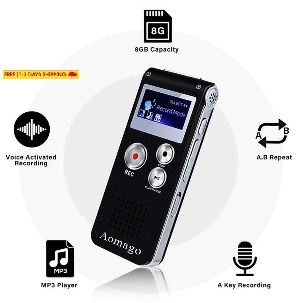 Why you should consider carrying a Voice Recorder with you