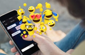 The Popularity of Emojis