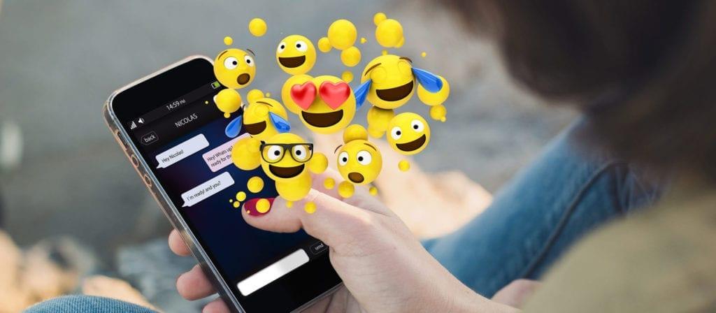The Popularity of Emojis