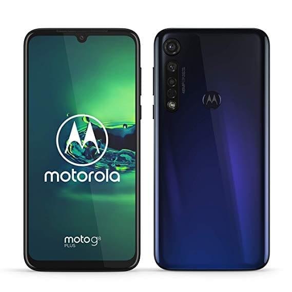Motorola Moto G8 Plus specs