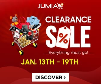 Jumia Clearance Sale