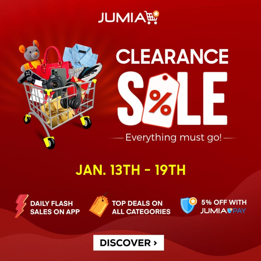 All the Best Deals from Jumia