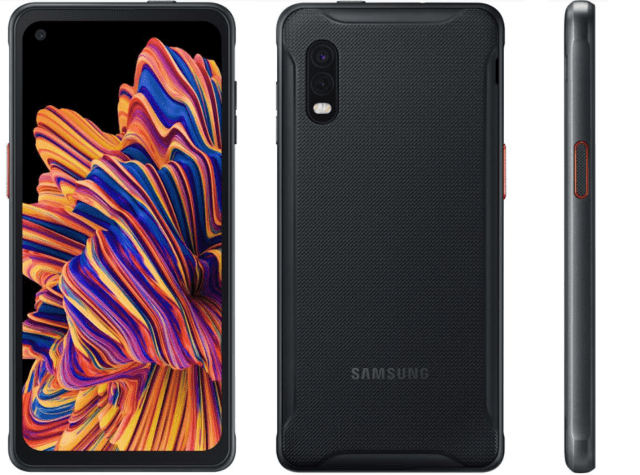 Samsung Galaxy xCover Pro specs