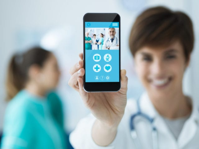 5 Benefits of Healthcare Apps