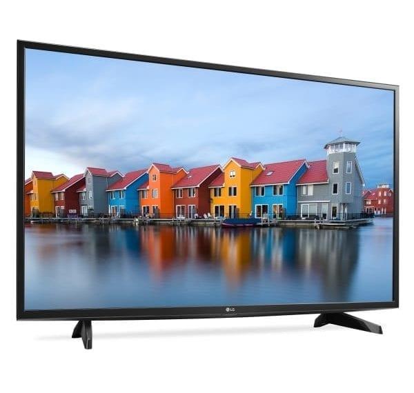 LG LK510 LED TV Series