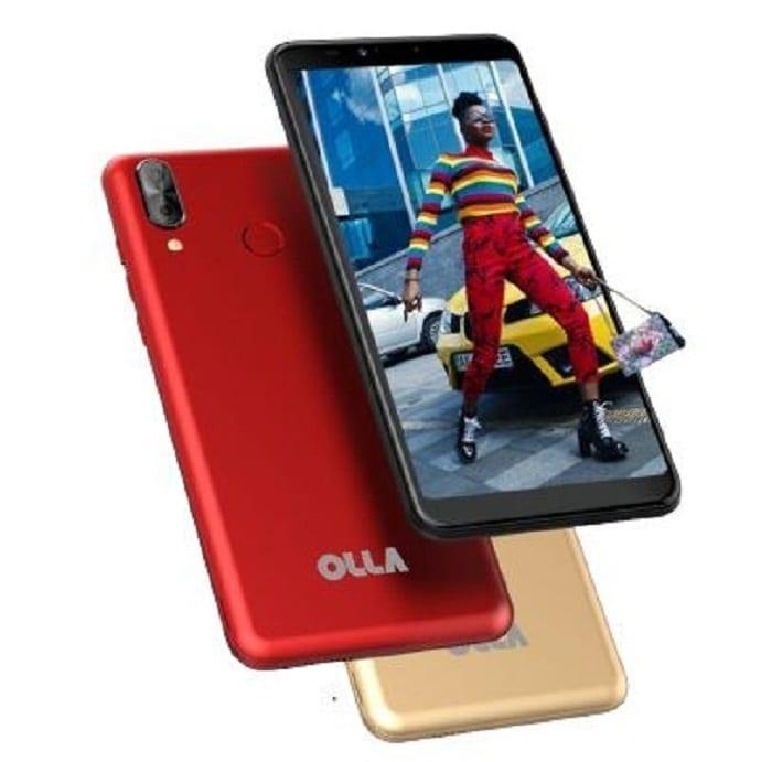 OLLA M8 Plus