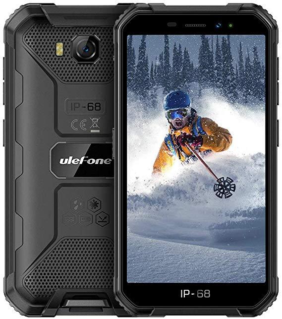 Ulefone Amor X6 Specs