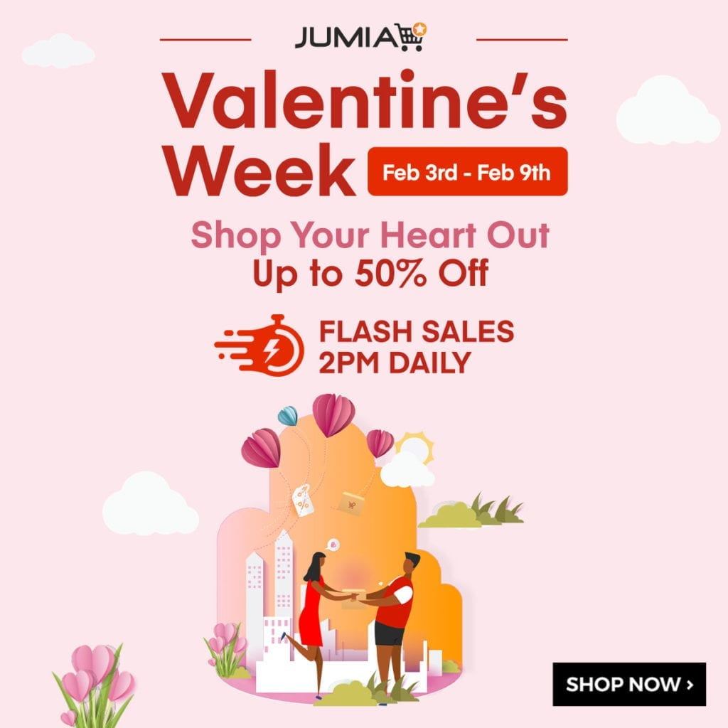 Jumia Valentine Deals
