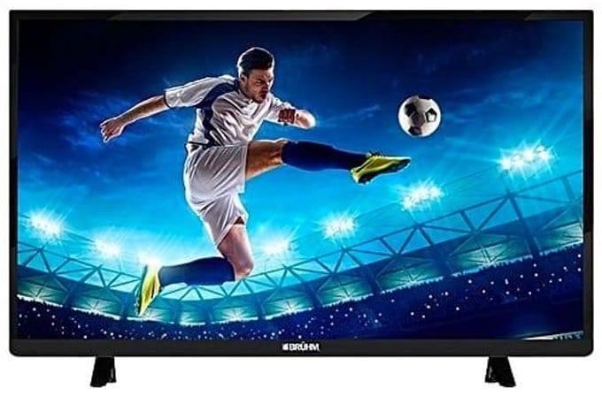 Bruhm 43-inch LED TV