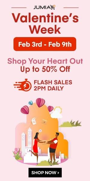 2020 Jumia Valentine