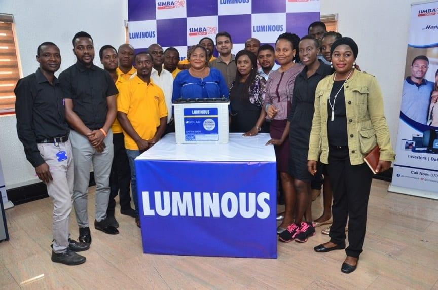 Launch of Luminous Battery 2020