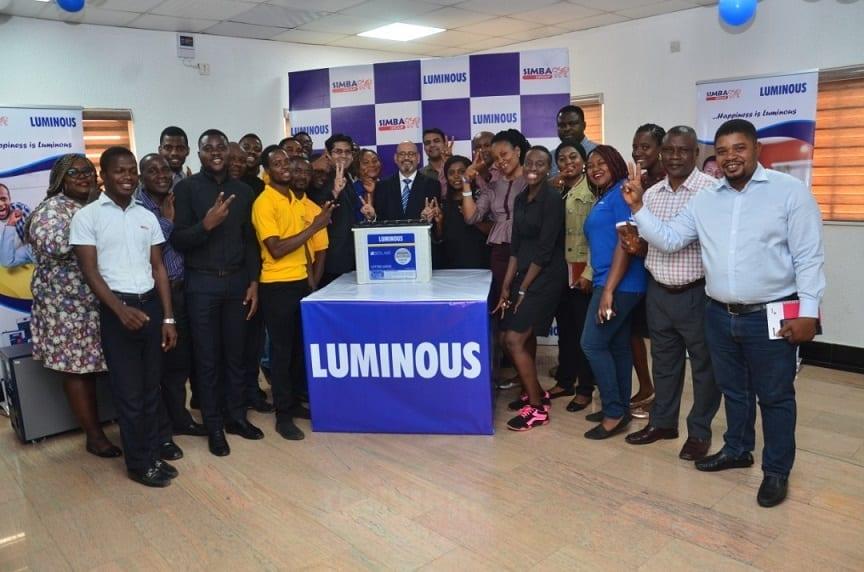 Photo Luminous Battery Launch February 2020