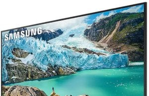 Samsung RU7100 4K LED TV