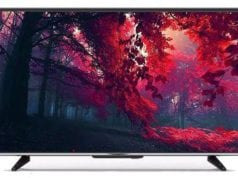 Syinix A410 LED TV