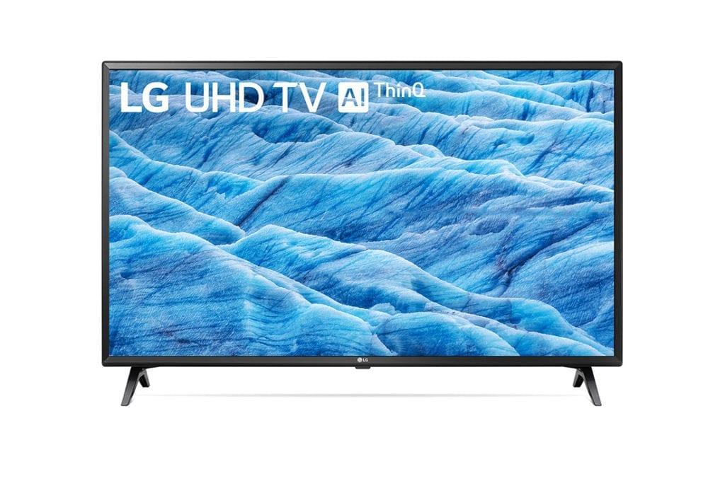 LG UM7340 4K TV