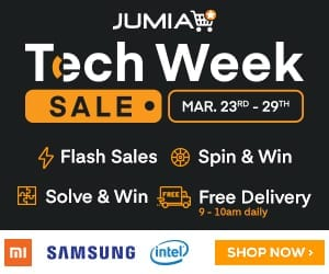 Jumia Tech Sale