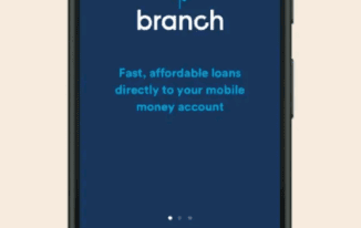 Branch App Screenshot
