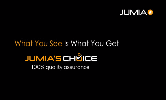 Jumia Choice - What you See is What you Get