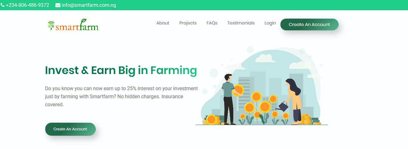 Best Crowdfunding Agriculture Platform - SmartFarm