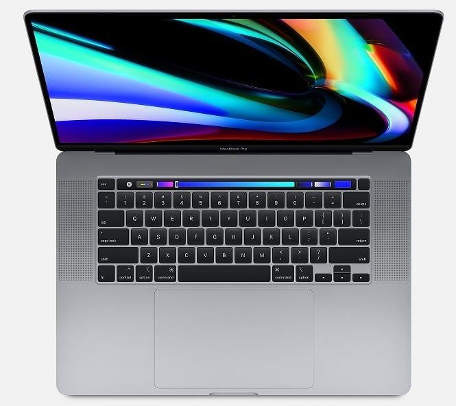 16-inch Apple Macbook Pro (2019)