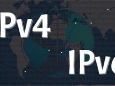 IPv4 and IPv6