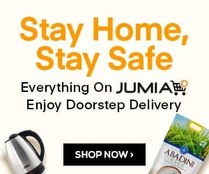 Jumia Stay Safe Deals