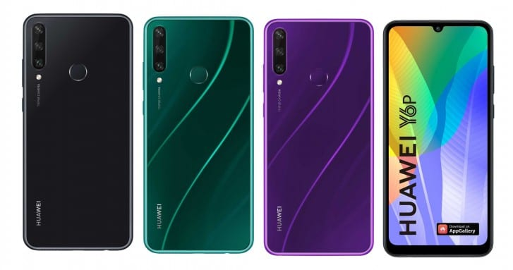 Huawei Y6P