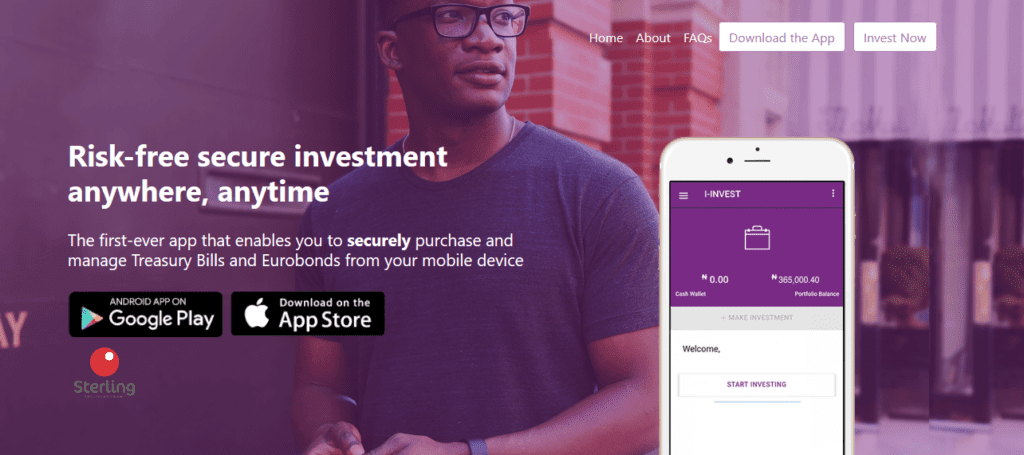 I-Invest app