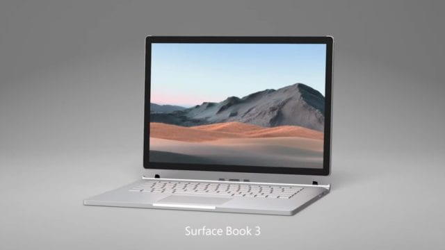 Microsft Surface Book 3 Lapto