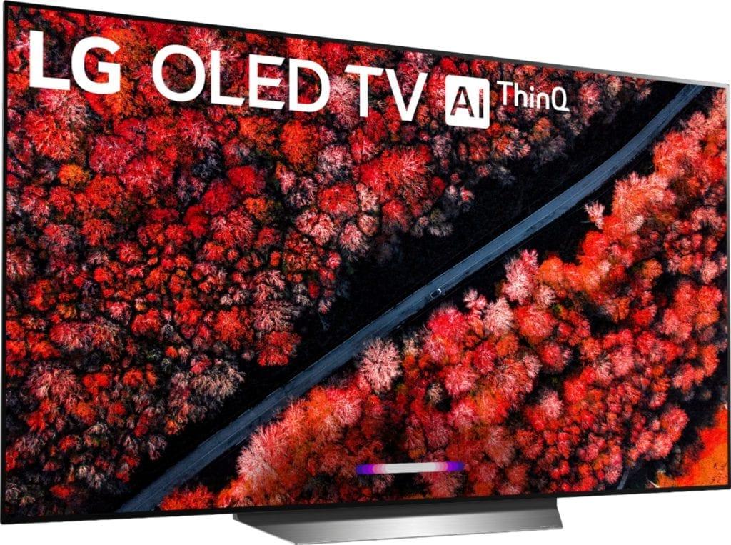 LG C9 OLED TV