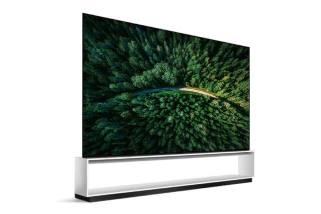 LG Signature Z9 88-inch OLED TV