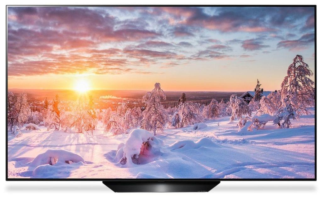 LG B9 OLED TV