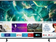 Samsung RU8000 Series 8 4K TV