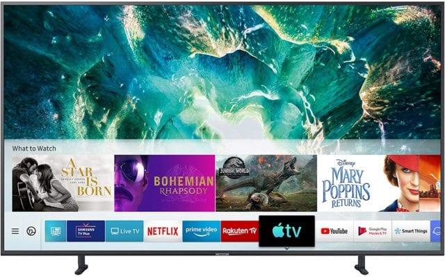 Samsung RU8000 Series 8 4K TV