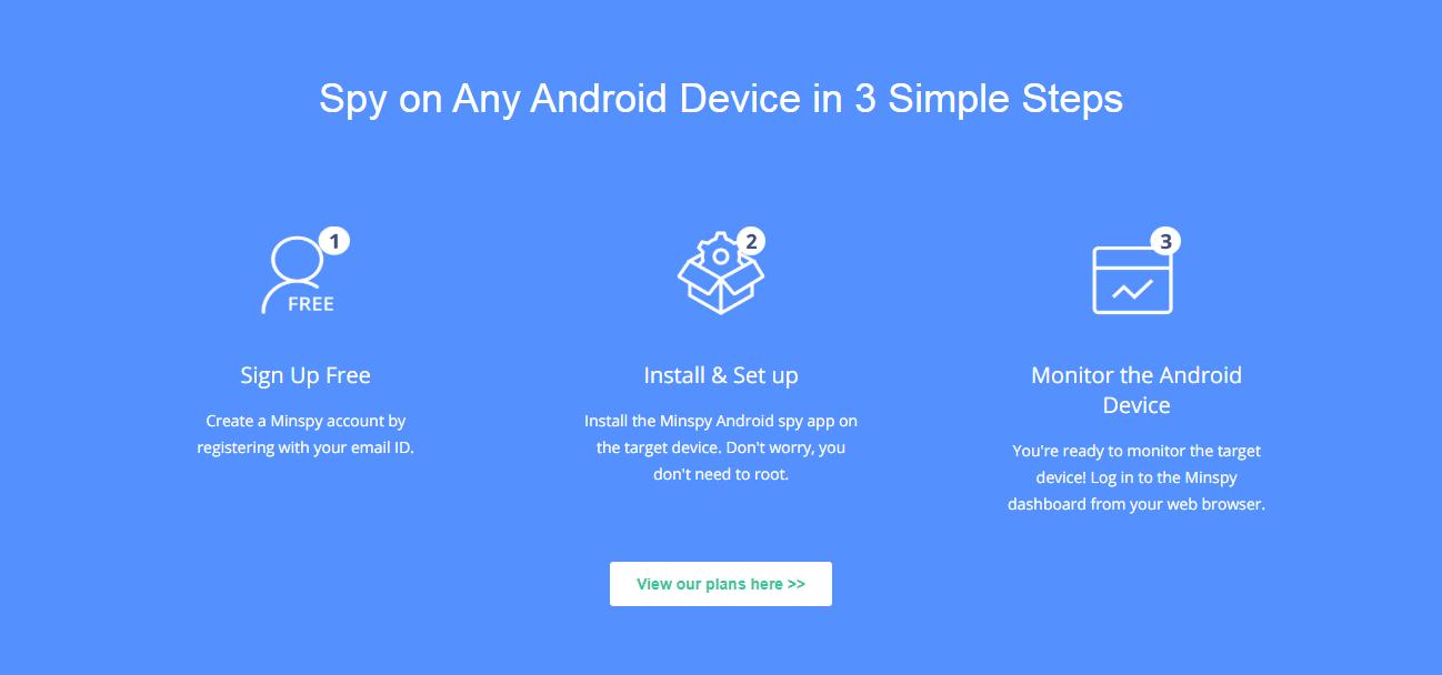 MinSpy on Android
