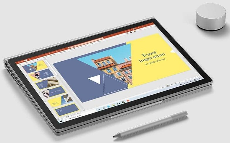 Surface Book 3