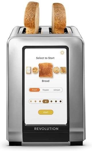 2-Slice High-Speed Smart Toaster