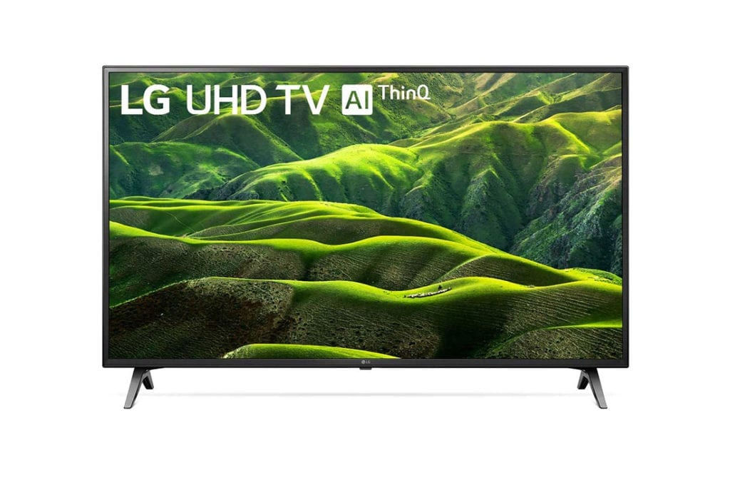 LG UM7100 Series 4K TV