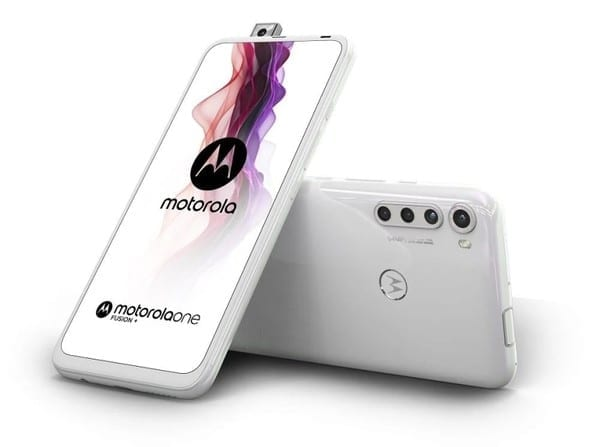 Motorola One Fusion Plus