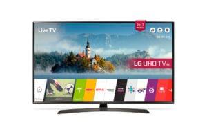 LG UJ634 HDR 4K TV