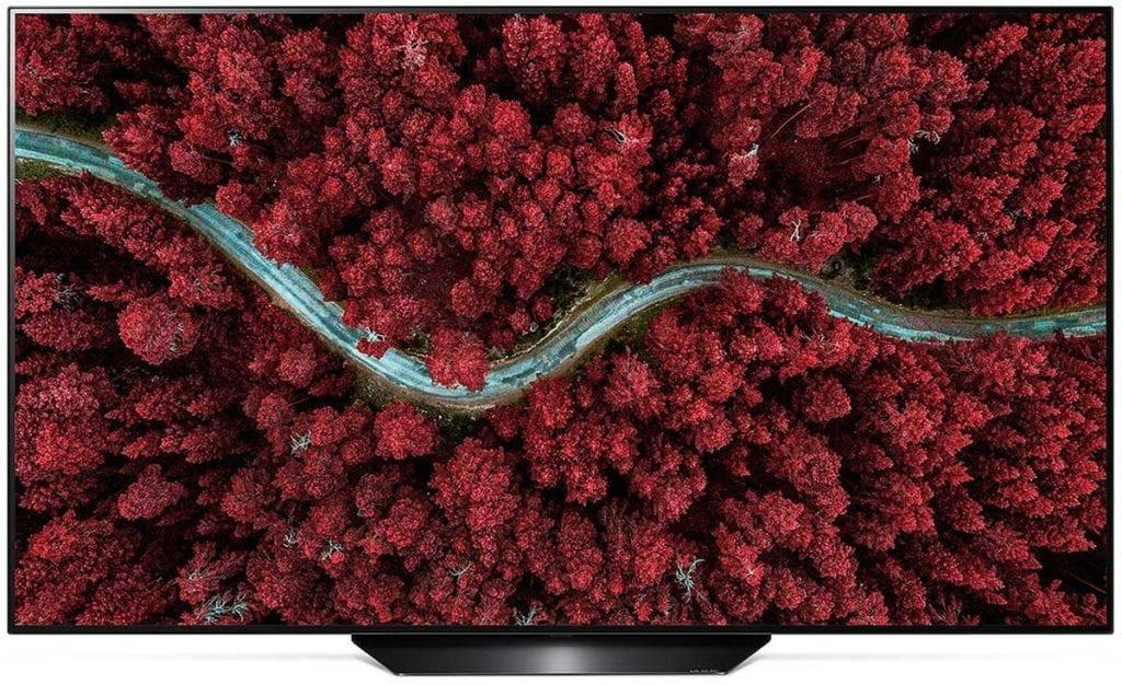 LG BX 4K OLED TV