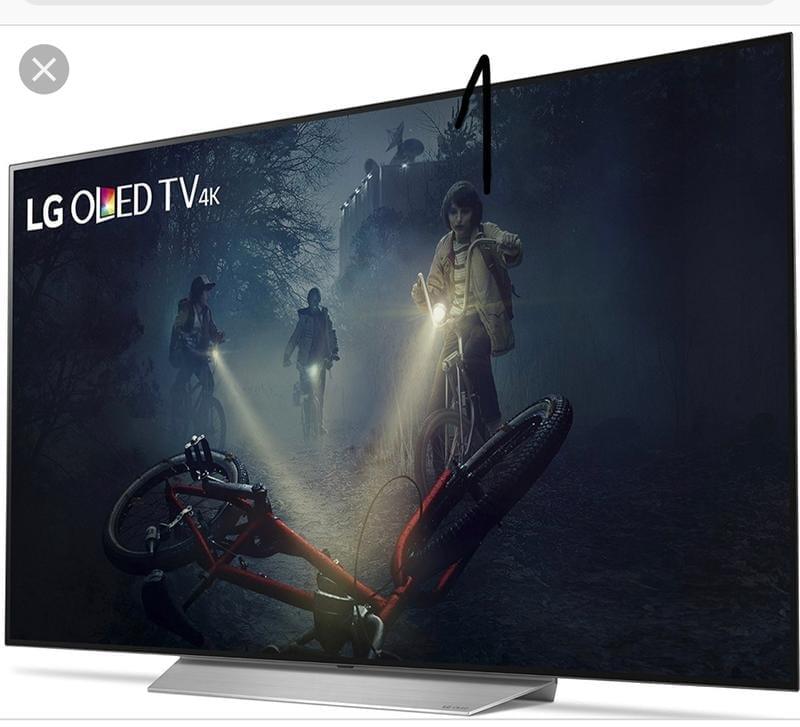 LG CX SMART TV