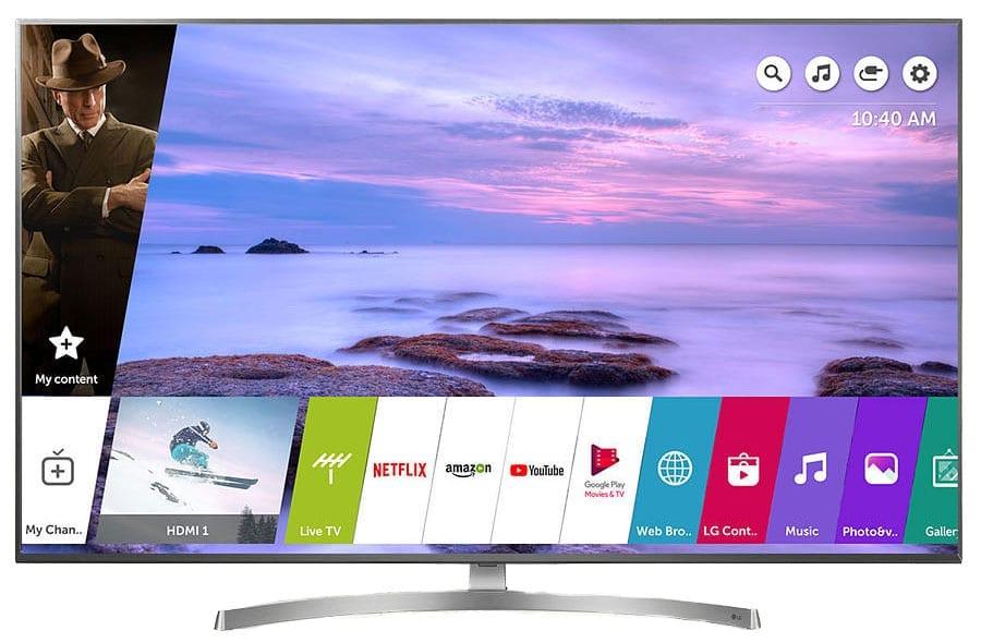LG SK8500 NanoCell TV