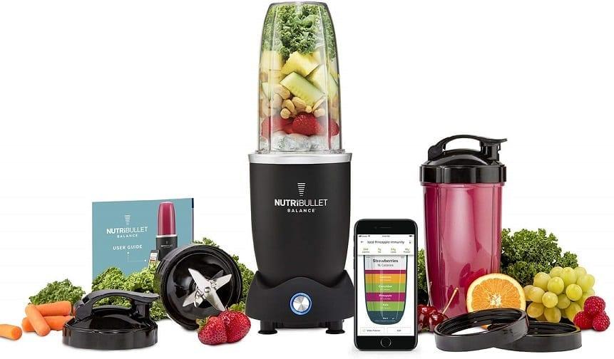 Nutribullet Balance Smart Personal Blender