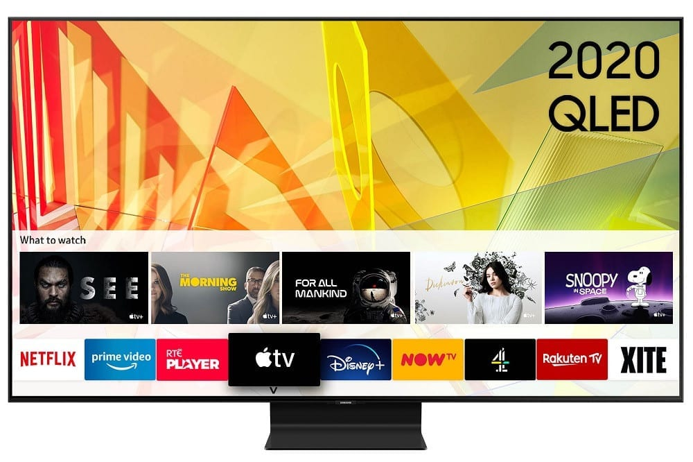 samsung Q90T QLED 4K TV