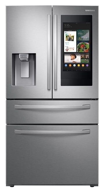 Samsung Smart Refrigerator Smart Kitchen Appliances