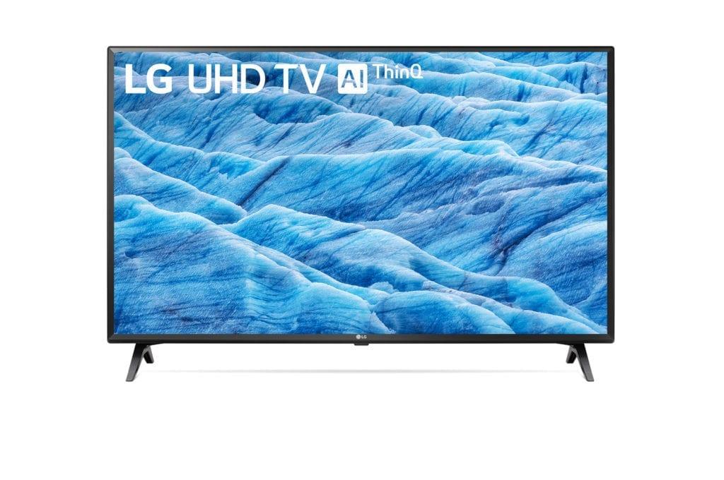 LG UM7340 - Best 43-inch TV